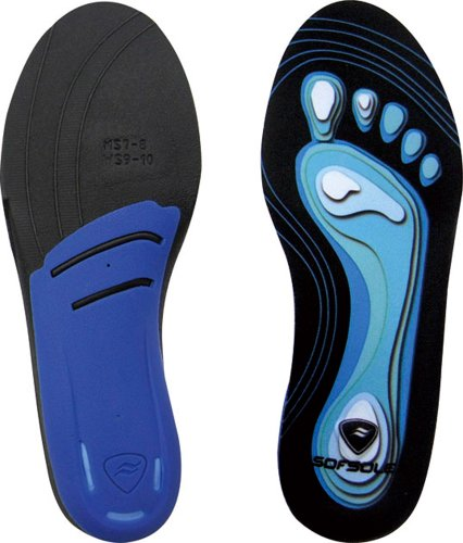 Sof Sole Fit Series Low Sole Womens 9 10 Mens 7 8