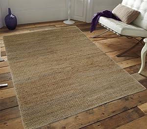 monbeautapis tressage tapis jute beige 160x230 cuisine maison. Black Bedroom Furniture Sets. Home Design Ideas