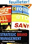 Strategic Brand Management: A Europea...