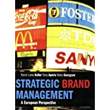 Strategic Brand Management: A European Perspectiveby Kevin Lane Keller