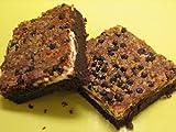 Cream Cheese Brownies - 8x8 Pan
