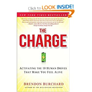 Brendon Burchard -- The Charge
