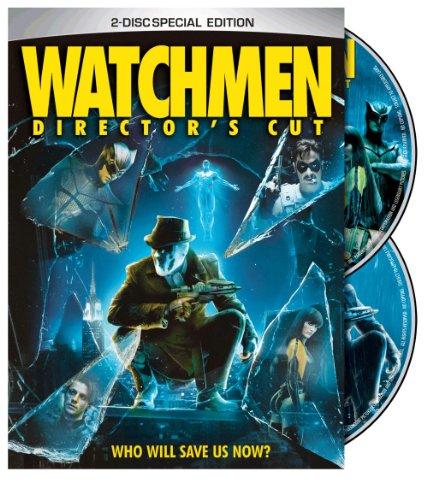 Watchmen - Director's Cut [DVD] [2009] [Region 1] [US Import] [NTSC]