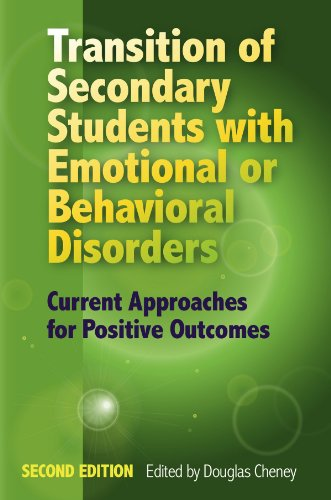 Transition of Secondary Students with Emotional or Behavioral Disorders: Current Approaches for Positive Outcomes