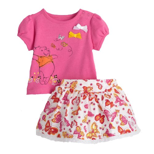 Baby Girl Winnie The Pooh front-1072345