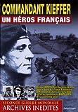 echange, troc Commandant kieffer: un heros français