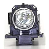 Liberty Brand Replacement Lamp for HITACHI DT00771 including generic housing and brand new Generic lamp