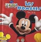 echange, troc Disney - Les nombres de 1 à 16 La maison de Mickey