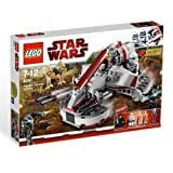 Republic Swamp Speeder Exclusive LEGO® Star Wars Set 8091