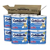 Cottonelle Clean Care Toilet Paper, Double Roll (32 Rolls)