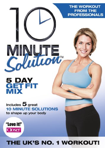 10 MINUTE SOLUTION - FIVE DAY GET FIT MIX [IMPORT ANGLAIS] (IMPORT) (DVD)