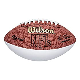 <b>Wilson NFL Mini Autograph Football</b>