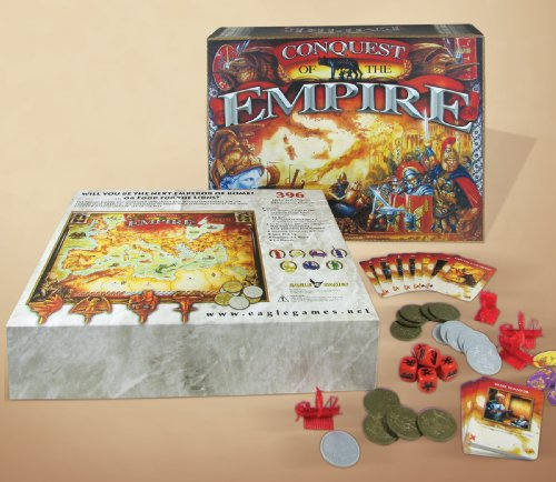 Conquest of the Empire by Eagle Games