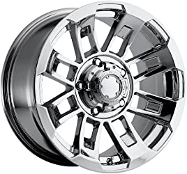 Ultra Wheels Type 213/214 Grinder RWD Chrome Wheel (17×9″/6×5.5″)