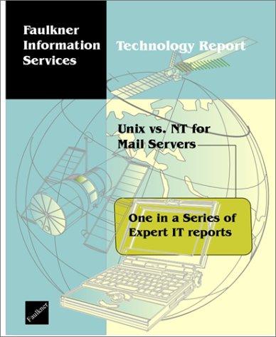 UNIX vs. NT for Mail Servers