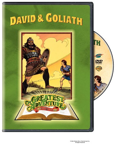 Greatest Adventures of the Bible: David & Goliath [DVD] [Region 1] [US Import] [NTSC]