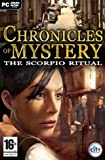 Chronicles Of Mystery: The Scorpio Ritual pc xp & vista