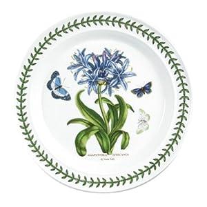 Portmeirion Botanic Garden Dinner Plates Set Of 6 Home Kitchen