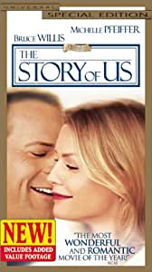 The Story of Us (Special Edition) [VHS]