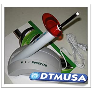 NEW DENTAL CURING LIGHT LAMP POWER LED WIRELESS IN BOX 51N75yxBKSL._SL500_AA300_
