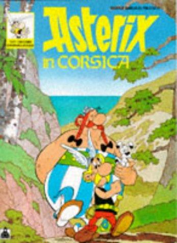 Asterix in Corsica (Asterix anglais)