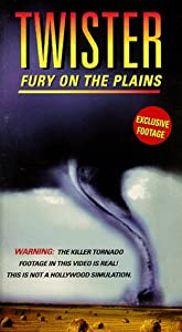 Twister:Fury on the Plains [VHS]