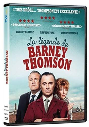 DVD : La Legende De Barney Thomsom