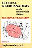 Clinical Neuroanatomy Made Ridiculously Simple (3rd Edition; Book &amp; CD-ROM)