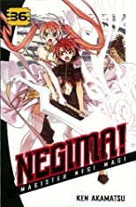 Negima! Magister Negi Magi 36