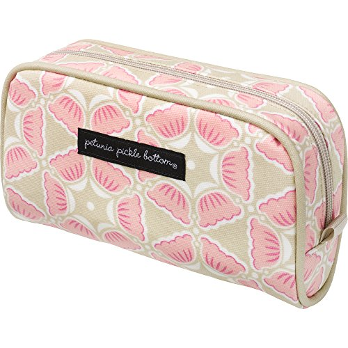 Petunia Pickle Bottom Powder Room Case, Blooming Brixham (Petunia Pickle Bottom Makeup Bags compare prices)