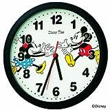Disney Time( ディズニータイム)掛時計ミッキー&ミニー FW571K