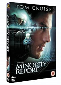 Minority Report (single Disc) - Dvd [Import anglais]