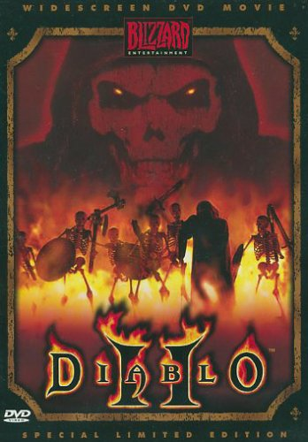 Diablo 2 Limited Edition Widescreen DVD