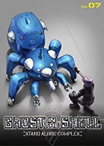 Ghost in the Shell: Stand Alone Complex, Vol. 07 (ep.24-26)