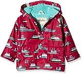 Hatley Baby Boys' Ocean Liner Infant Raincoat