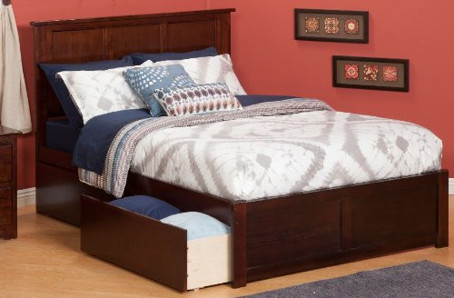 Where To Buy Atlantic Furniture Madison King Bed W Flat