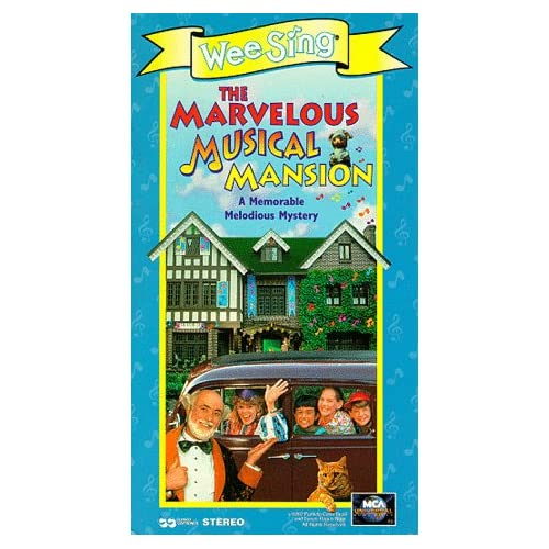 Wee Sing the Marvelous Musical Mansion [VHS]