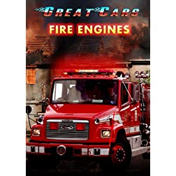 Great Cars: Fire Engines