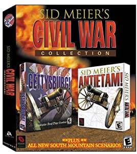Sid Meier's Civil War Collection - PC