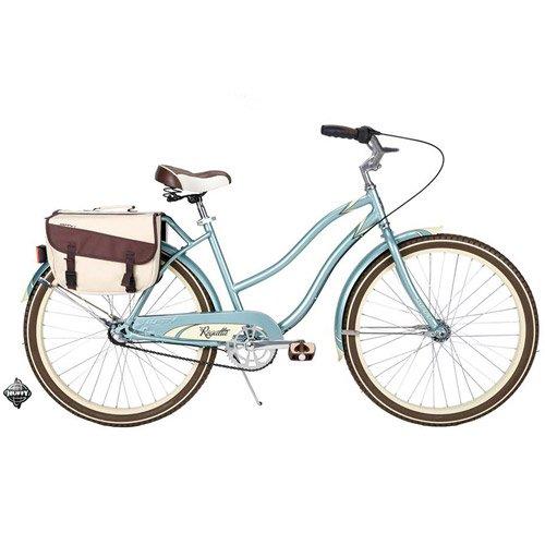 """26"""" Women'S Cruiser Bike Sea Foam Alloy Crank Coaster Brake Alloy Rim front-1021888"""