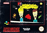 Beavis and Butt-Head - SNES - PAL