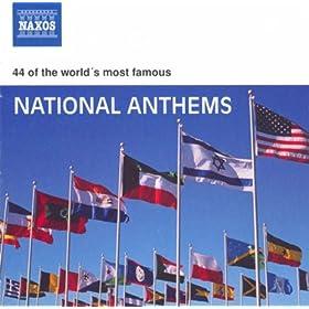 """Nasjonalsangen (National Song), """"Ja, vi elsker dette landet"""" (Yes, we love this country) (Norway)"""