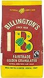 Billingtons Fairtrade golden granulated Sugar 500 g (Pack of 5)