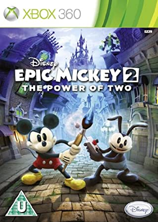 Disney Epic Mickey 2 - The Power of Two (Xbox 360)