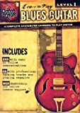 House Of Blues Presents Learn To Play Blues Guitar DVD (Level 1) (House of Blues)