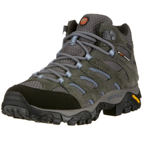 Merrell Women's MOAB MID GTX J87112 Sports Shoes - Hiking grey EU 38.5 / UK 5.5