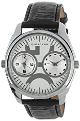 Giordano Analog White Dial Mens Watch - P10720