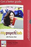 MyPsychLab with Pearson eText -- Standalone Access Card -- for Psychology  (3rd Edition)
