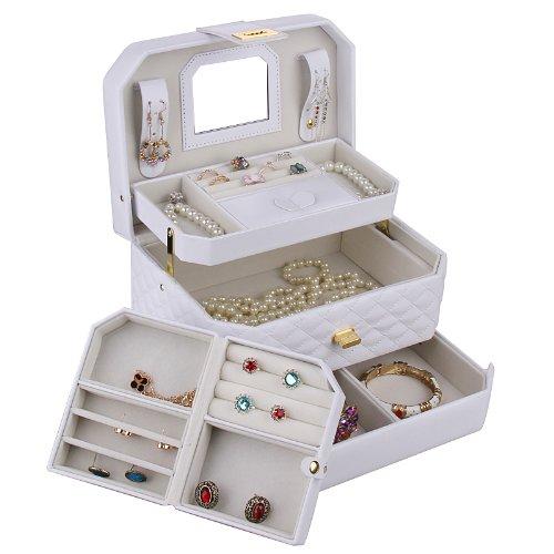 [ROWLING] Jewellery Box Storage Case Beads Watch