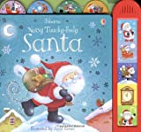 Sam Taplin Noisy Touchy-feely Santa (Usborne Touchy-Feely Books)